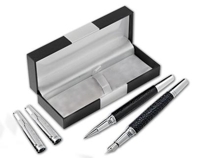 coffret prestige 2 stylos personnalis s grav s cadeau personnalis et id e cadeau original. Black Bedroom Furniture Sets. Home Design Ideas